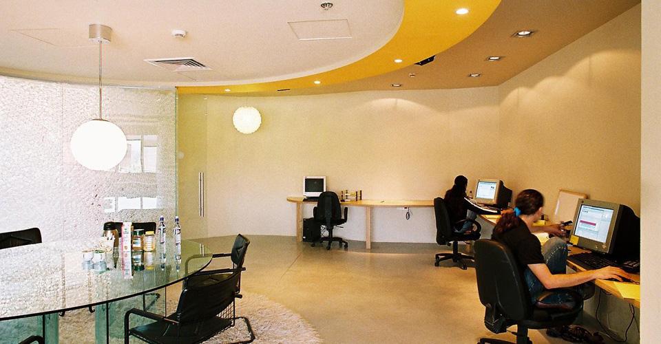 משרדי ראובני פרידן - סינמה סיטי