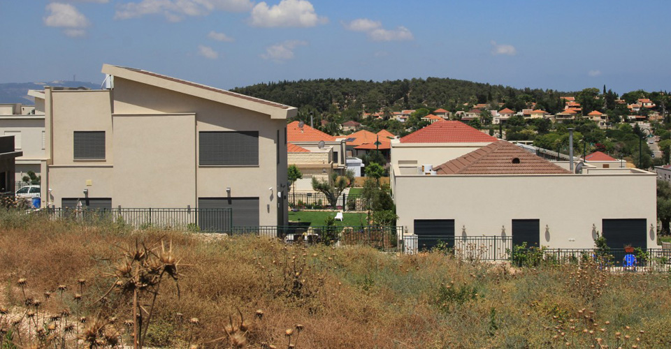 בתים בהרחבה - עדי